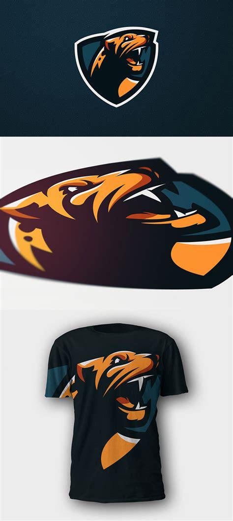 gambar singa buat logo