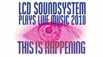 FREE LCD Soundsystem pre-sale code for concert tickets.
