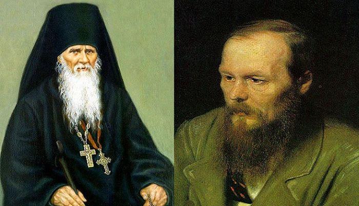 Η συνάντηση του Ντοστογέφσκι με τον στάρετς Αμβρόσιο της Όπτινα - Takimi i Dostojefskit me Starec Ambrosin e Optina!