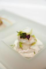 Three Preparations of Sashimi, A Taste of Ame, Ame Restaurant, San Francisco
