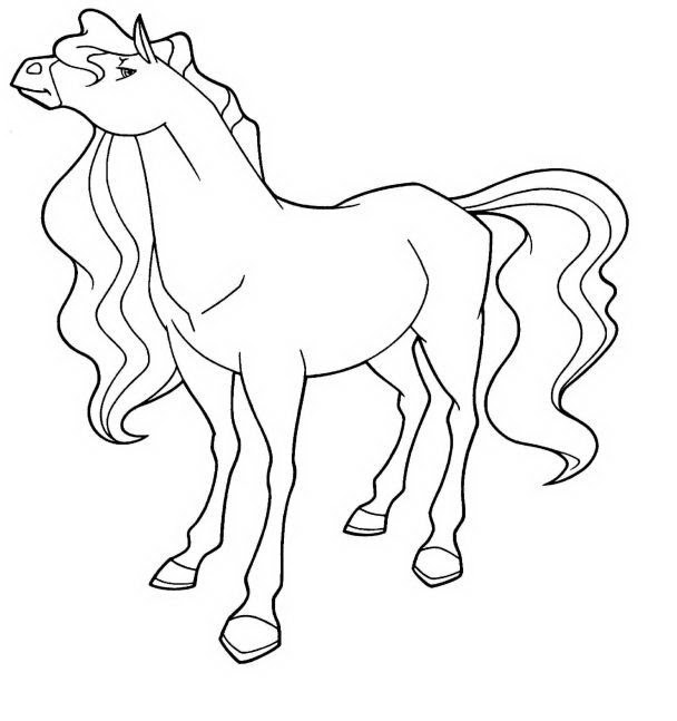 920 Coloring Book Horseland Best HD