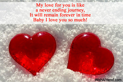 My Love For You Is Like Love Message For Husband