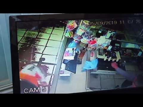 Flagrante: Veja a ação de assaltantes em Breves