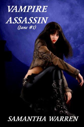 Vampire Assassin (Jane, #1)