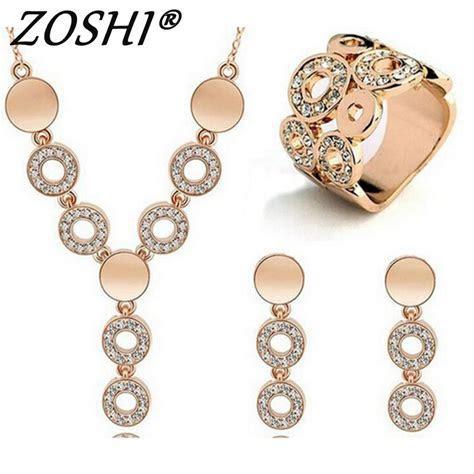 ZOSHI Hot Sale Fashion Women Jewelry Wholesale Classy