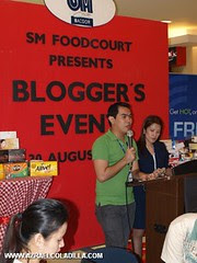 SM City Bacoor Wifi Food event