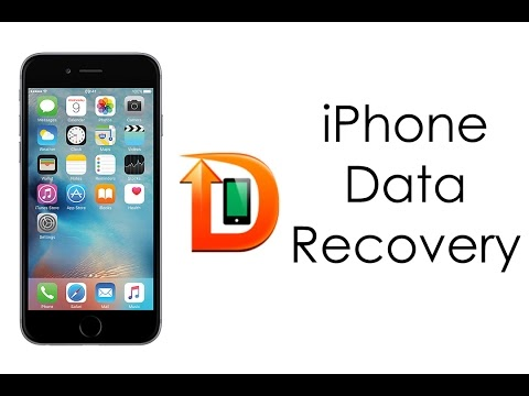 UltData iPhone data recovery software review YouTube