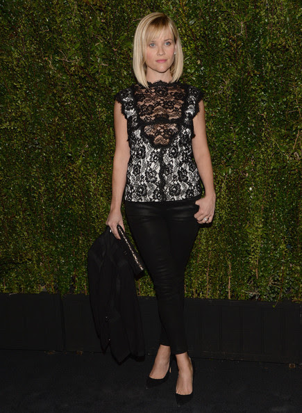 "Reese Witherspoon - Chanel Celebrates The Release Of Drew Barrymore's Photo Book ""Find It In Everything"""