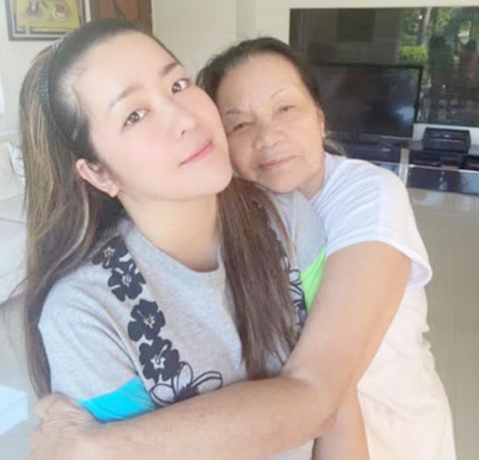 Angeline Quinto pleads for prayers for Mama Bob