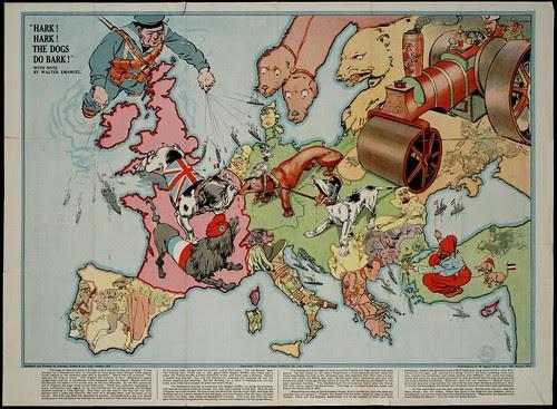 Hark! Hark! The Dogs Do Bark! 1914
