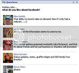 Fitur Baru Facebook Questions