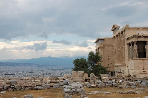 greece - athens - acropolis