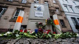 """""""Violência racial cresceu em Dresden"""", diz assistente de vítimas"""