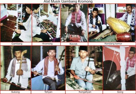 alat musik tradisional betawi lengkap penjelasannya seni