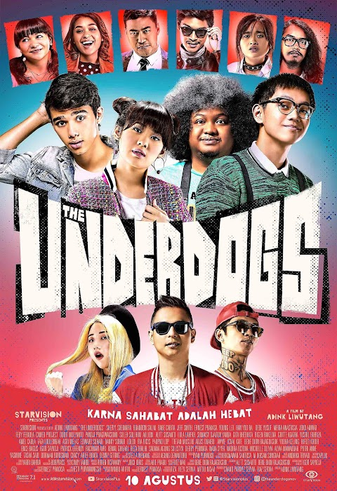 Download Film The Underdogs 2017 Full Movie