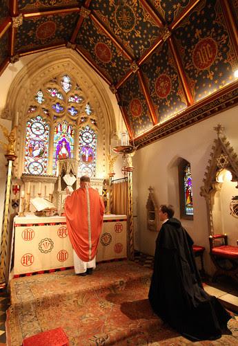 Laetare Mass in Dorchester