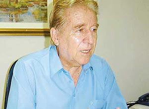 O coronel da reserva Sebastião Curió, denunciado pelo Ministério Público Federal