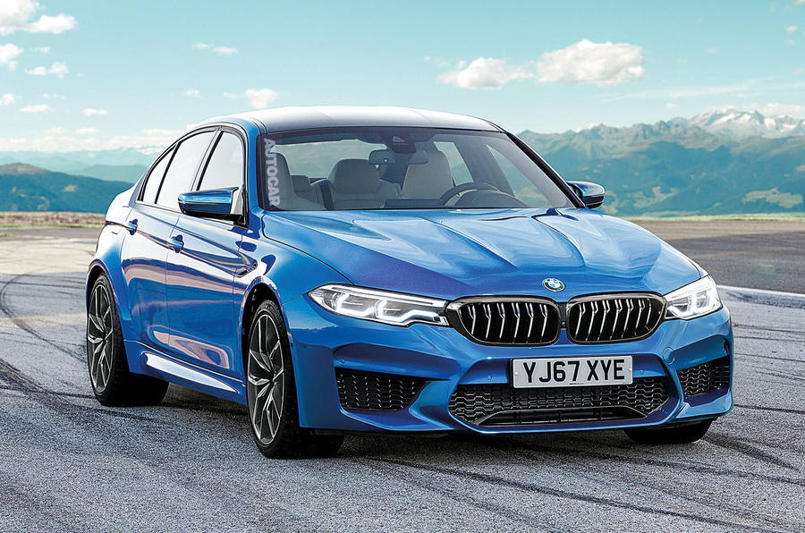 2019 BMW M3 To Lead 26 New Models From The M Division By 2020