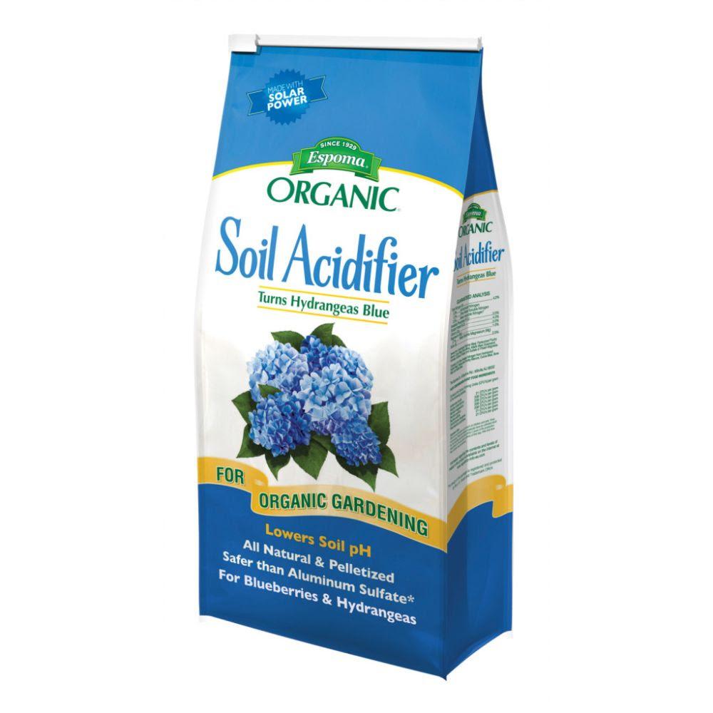 Espoma Soil Acidifier - 6 pound