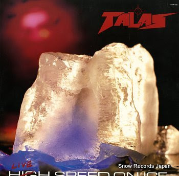 TALAS high speed on ice