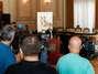O governador Tarso Genro falou a jornalistas do Palácio Piratini, em Porto Alegre (RS) Foto: Divulgação