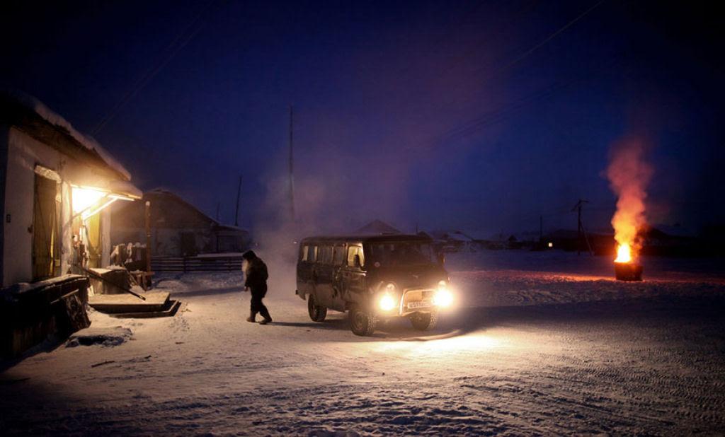 Conheça Oimekon, o povoado mais frio do planeta 18