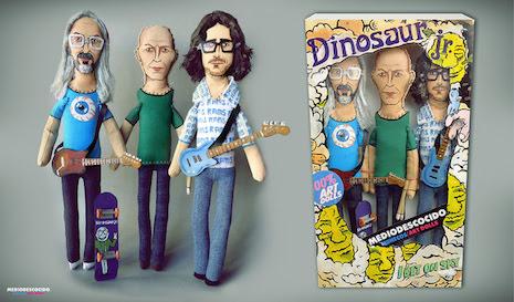Dinosaur Jr. (J Mascis, Emmett Jefferson