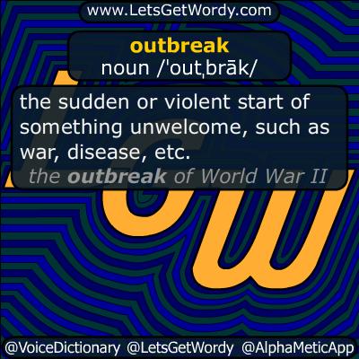 outbreak 07/28/2014 GFX Definition