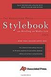 Associated Press Stylebook 2009