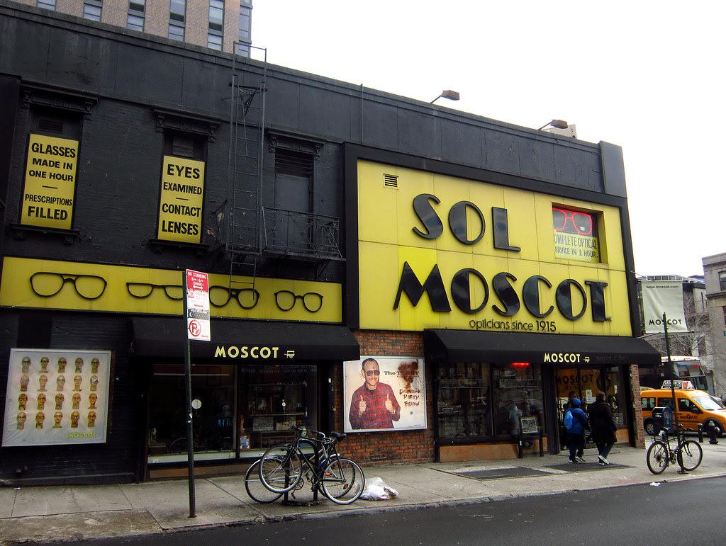Sol Moscot