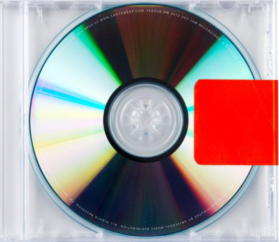 Kanye West : Yeezus (Album Cover) photo yeezus.png