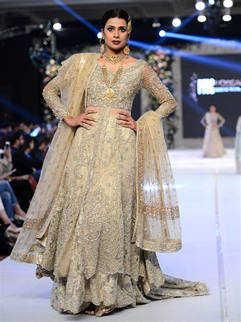 Top Designer Bridal Walima Dresses 2017 in Pakistan