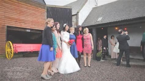 Bogbain Farm Wedding Video   Inverness   White Balloon Films