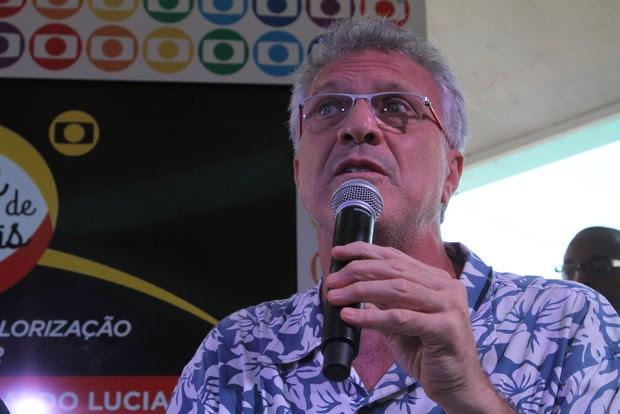 Pedro Bial (Foto: Anderson Borde / Agnews)
