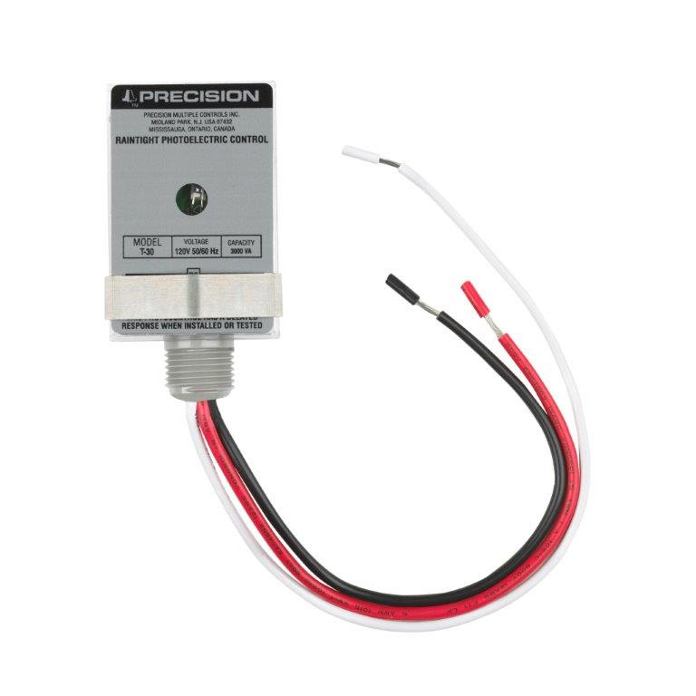Residential Electric Panel Wire A Photocell
