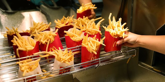 You Can Get McDonald's Fries Next Week Totally For Free
