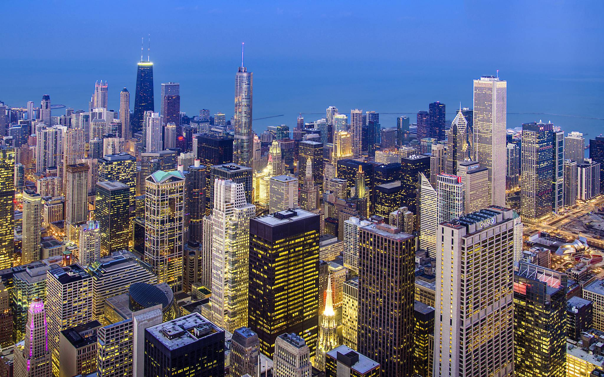 Chicago Wallpapers - Wallpaper Cave