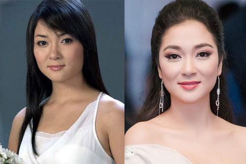 Tái xuất sau 13 năm đăng quang, có ai nhận ra Hoa hậu Nguyễn Thị Huyền với chiếc cằm dài khác lạ này - Ảnh 10.