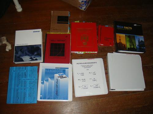 Petroleum Engineering Textbooks
