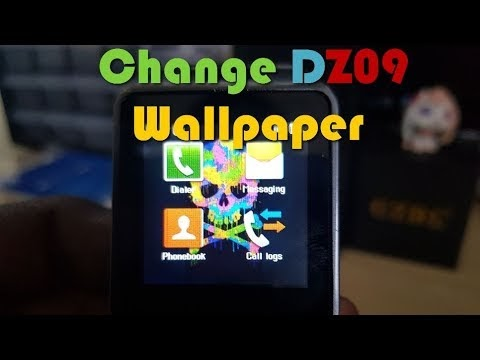 Connect smartwatch to android phone HOW: How to change