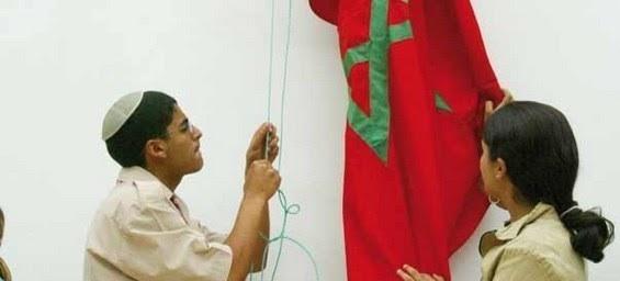 Presencia israelí en Marruecos cuya primera misión es la de llevar a cabo operaciones contra Argelia.