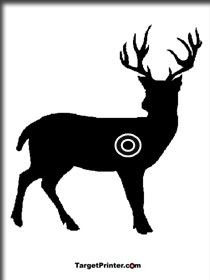 Printable Shooting Targets and Gun Targets LOVE THIS there are ...