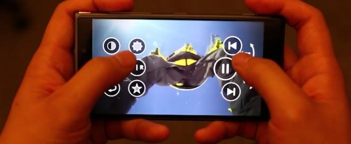 Windows Phone'lar Ekrana Dokunmadan Parmaklarınızı Hissedecek!