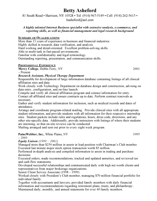 Customer Service Resume Objective Or Summary Examples Best