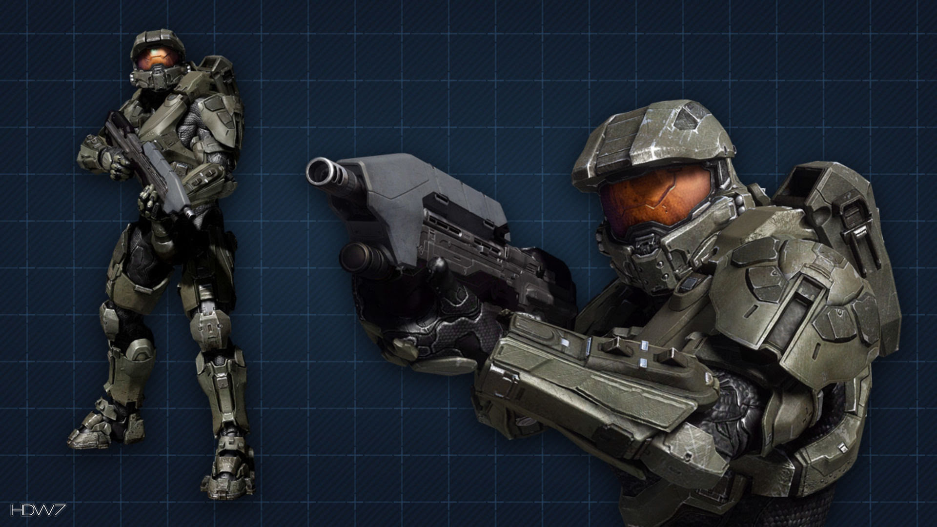 Halo 4 Master Chief Widescreen Hd Wallpaper Hd Wallpaper Gallery