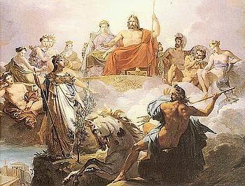 12 σχέδια - 12 θεοί