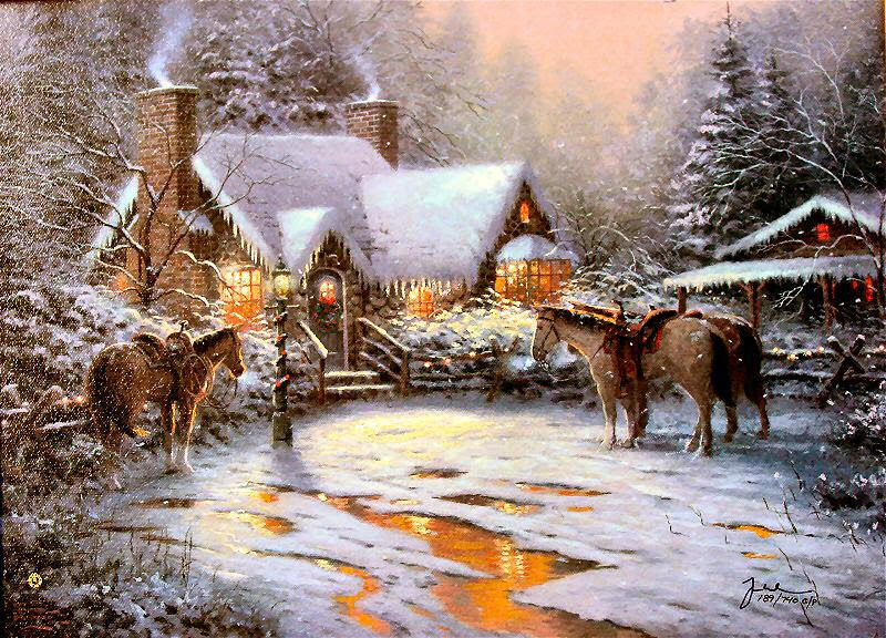 thomas kinkade memories of christmas art painting winter snow awesome 10 thomas kinkade christmas clip art thomas kinkade winter winter fan art