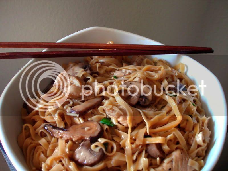 Braised E Fu Noodles