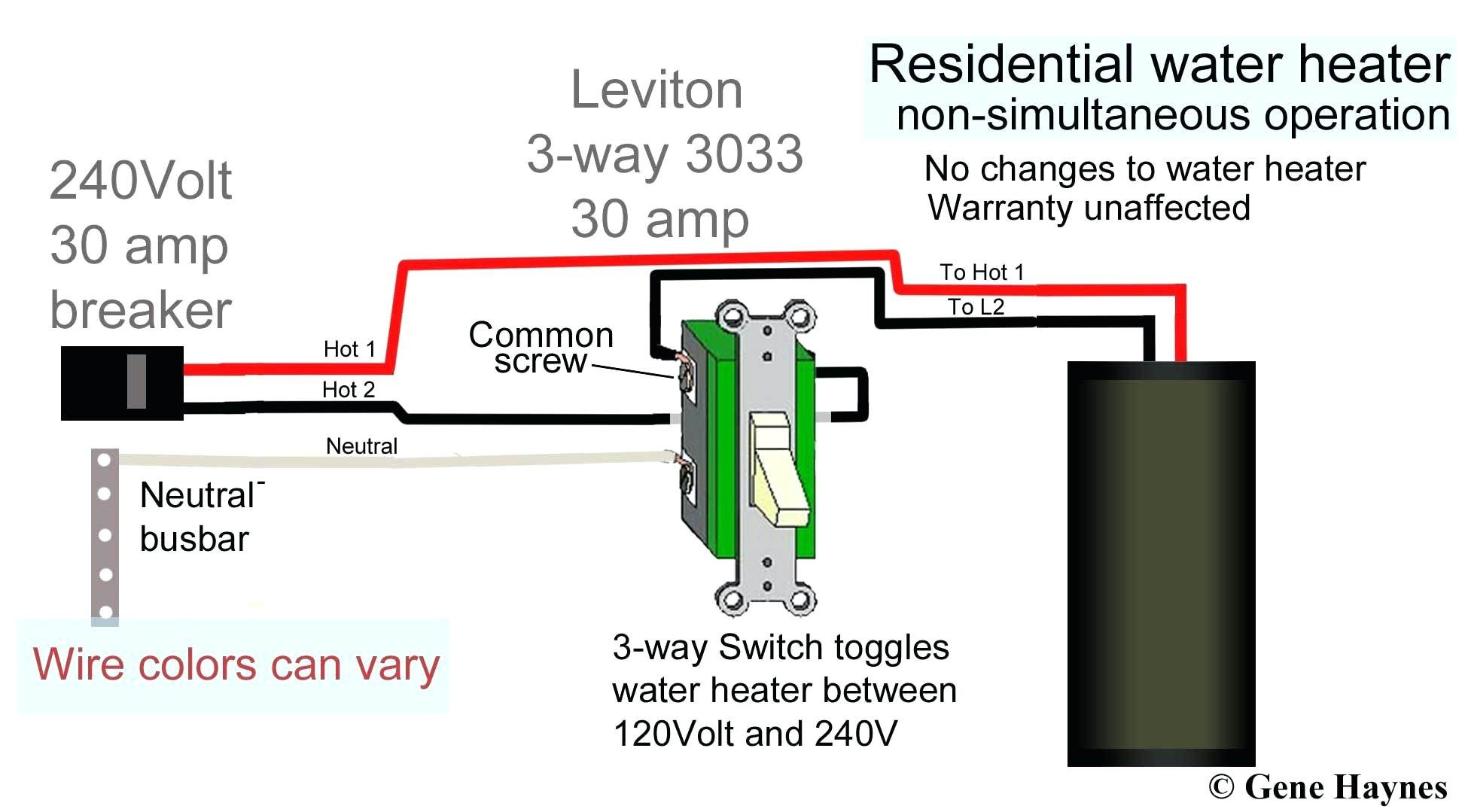 Baseboard Water Heater Thermostat