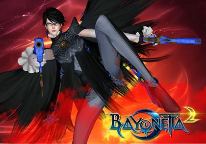 MMD B2 Bayonetta